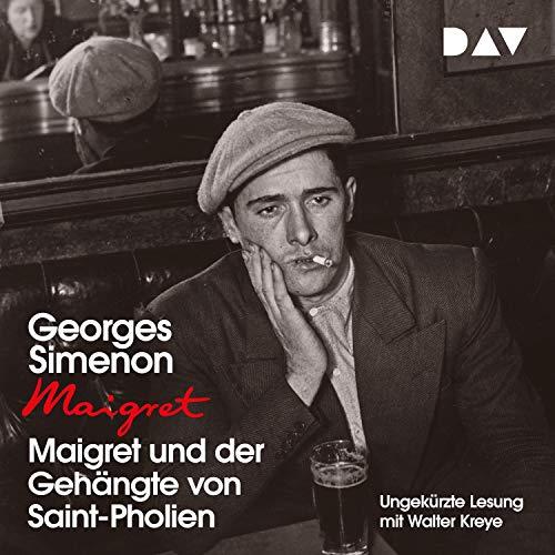 Maigret und der Gehängte von Saint-Pholien Titelbild