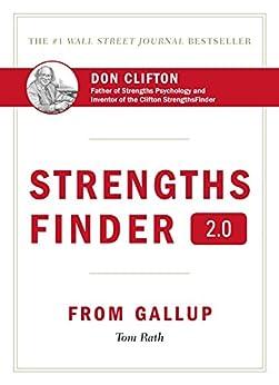 StrengthsFinder 2.0 by [Tom Rath]