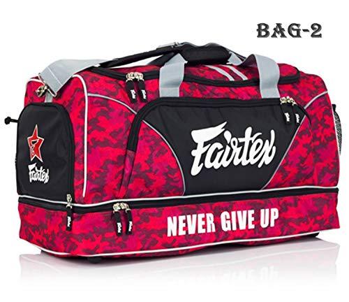 Fairtex Gym Bag Gear Equipment
