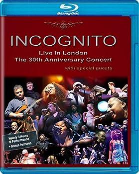 Incognito - Live In London  The 30th Anniversary Concert [Blu-ray]