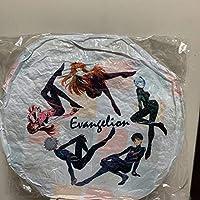 EVASTORE TOKYO01 8周年記念 丸形クッション エヴァンゲリオン