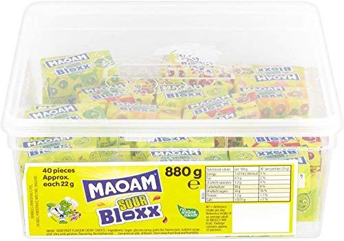 Haribo Maoam Bloxx Sour 15p x 40 x 1