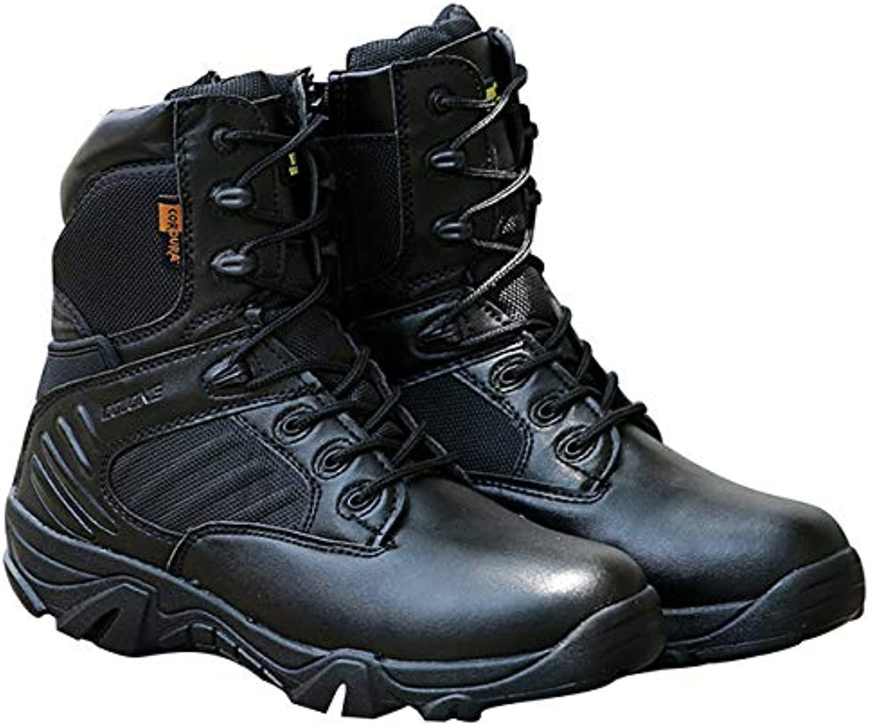 Bergort Hiking Boots Men Outdoor Mountain Trekking shoes