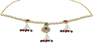 Handicraft Kottage Gold Metal Belly Chain (Kamarband) for Women (HK-KB-05)