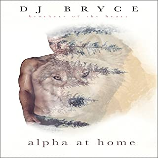 Alpha at Home audiobook cover art