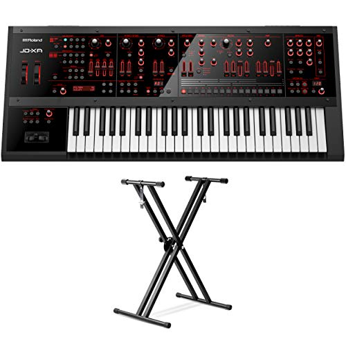 Find Bargain Roland JD-XA Synthesizer w/FREE Keyboard Stand