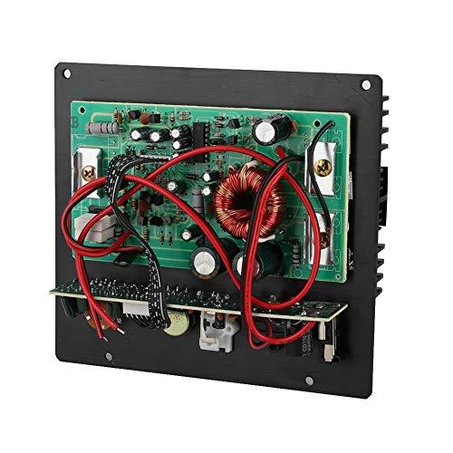 KSTE Subwoofer Auto 12V, 12V 600W Auto ad Alta Potenza Audio Digitale Subwoofer Bordo dell'amplificatore