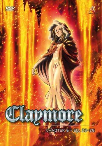 Claymore - Schwert der Rache (Chapter 6 - Ep. 23-26)