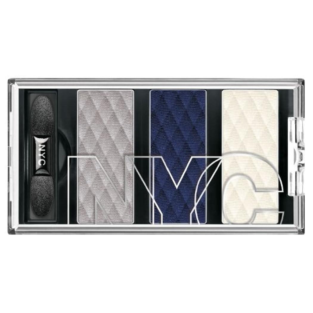 ベル割合どっち(3 Pack) NYC HD Metro Trio Eyeshadow - Concrete Jungle (DC) (並行輸入品)