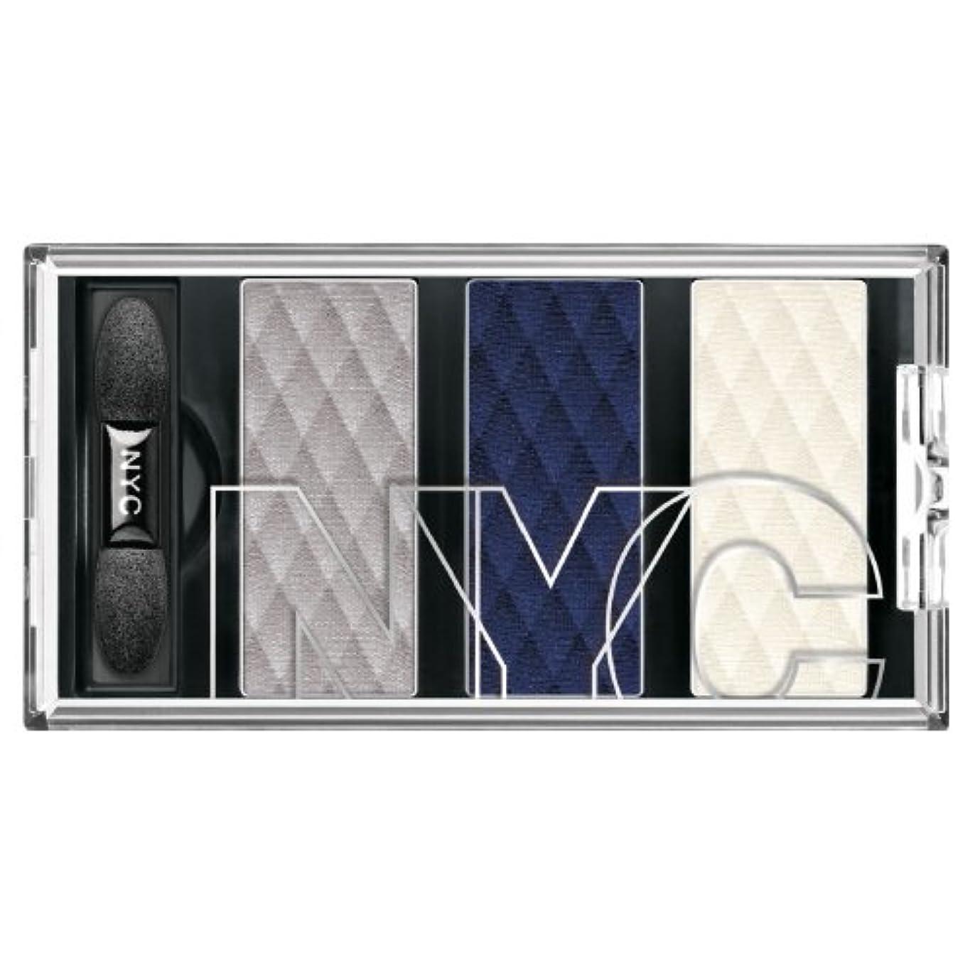 取り除く公演義務付けられたNYC HD Metro Trio Eyeshadow - Concrete Jungle (並行輸入品)