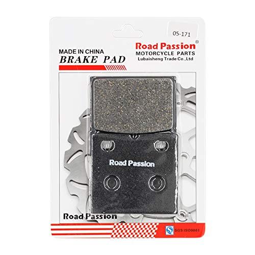Road Passion Pastiglia freno per BMW K 75 S 09/88-95 F/K 75 S 09/88-95 F/R 100 RT 09/88-95 F