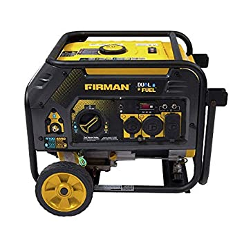 Best firman dual fuel generator Reviews
