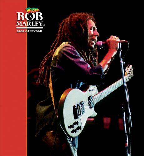 Bob Marley 2008 Calendar