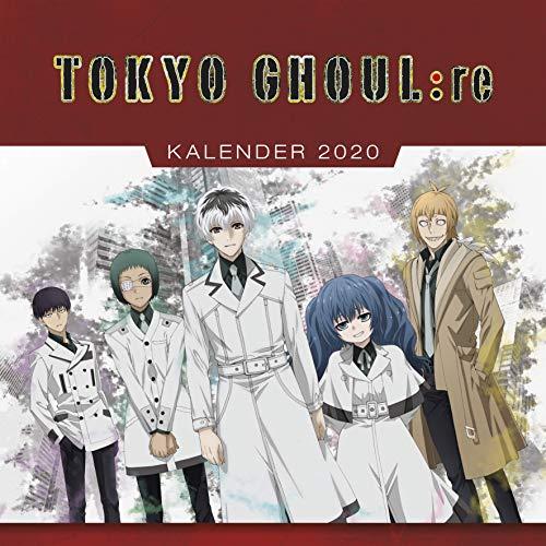 Tokyo Ghoul:re - Wandkalender 2020