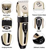 Zoom IMG-1 ldreamam dog clippers tosatrice cani