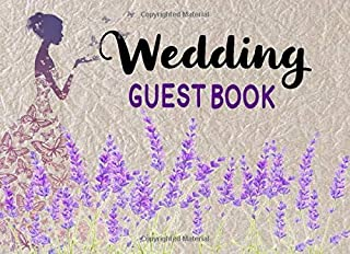 Wedding Guest Book: