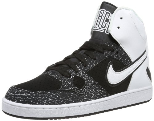 Nike Black Son of Force Basketball Shoes - Men