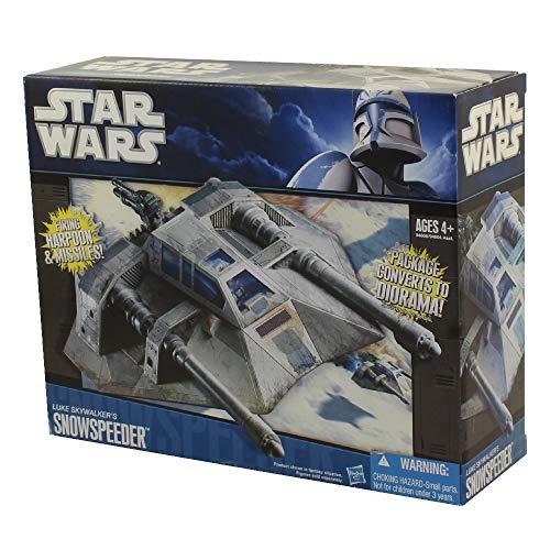 Star Wars, 2010 Starfighter Vehicle, Luke Skywalker's Snowspeeder