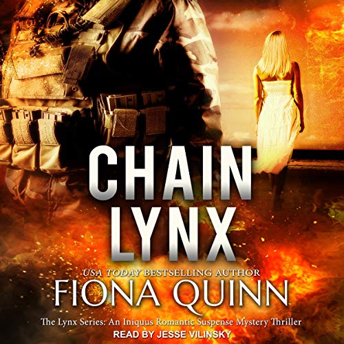 Chain Lynx audiobook cover art