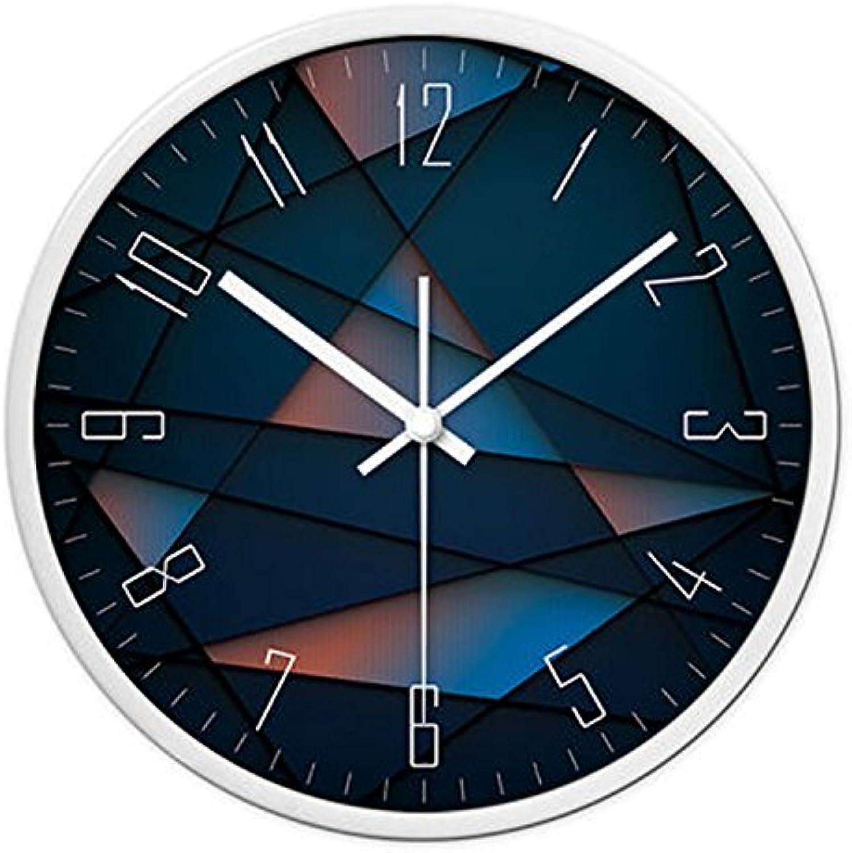 ganancia cero Reloj de parojo CivilWeaEU Reloj de la la la Serie del caleidoscopio Reloj Moderno Creativo del Cuarzo del Reloj Reloj de Parojo Colgante del Dormitorio de la Habitación Personalidad del Mudo  descuento online
