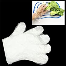 Kitchen Decor Transparent Disposable Gloves One-Off Gloves for Kitchen Household Use Kitchen Appliances