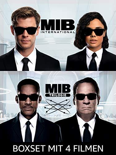 Men in Black - Das 4er Film-Boxset
