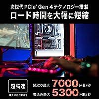 Western Digital ウエスタンデジタル SN850 1TB PCIe Gen4 NVMe (読取り最大 7,000MB/秒) 内蔵SSD WDS100T1X0E-EC 【国内正規代理店品】