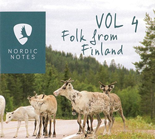 Nordic Notes Vol.4: Folk From Finland