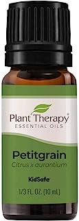 Plant Therapy Petitgrain Essential Oil 10 mL (1/3 oz) 100% Pure, Undiluted, Therapeutic Grade