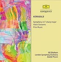 Korngold: Symphony / Violin Concerto / Film Music