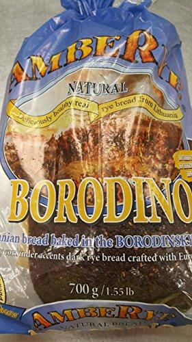 Amberye Borodino Bread