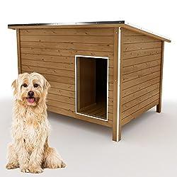 Isolierte Hundehütte DK120-2 von Happypet