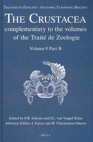 Treatise on Zoology - Anatomy, Taxonomy, Biology. the Crustacea, Volume 9 Part B: Decapoda: Astacidea P.P. (Enoplometopoidea, Nephropoidea), Glypheide