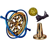 Joytech Precision Gyroscope Metal Anti-Gravity Spinning Top Balance Toy Educational Gift AG002