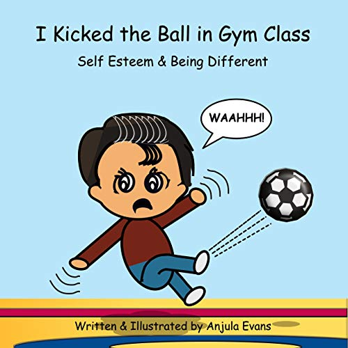 I Kicked the Ball in Gym Class cover art