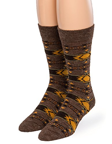 Warrior Alpaka-Socken – Designer Serie