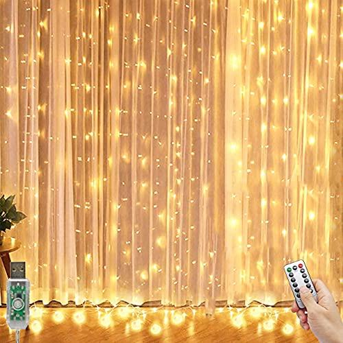 Curtain Lights, String Curtains, led Curtain Light