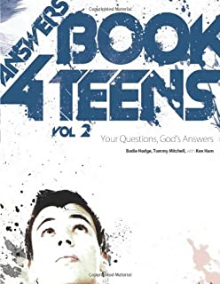 Answers Book for Teens Vol 2 (Answers Book (Master Books))