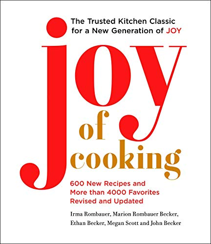 Image of Joy of Cooking: 2019 Edition Fully Revised and Updated