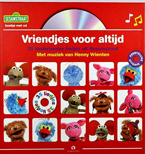 Vriendjes voor altijd: de leukste liedjes uit Sesamstraat