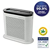 HoMedics AR-10A-GB AR-10 Purifier Fan, Keeps Fresh, Protects from Allergy Infected Air, 38 W, White