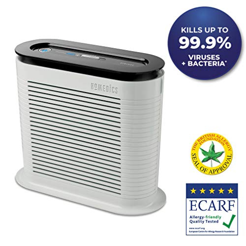 HoMedics True HEPA Air Purifier ...