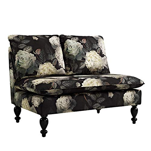 floral print loveseat for sale