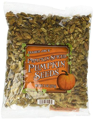 Trader Joe's Pumpkin Spiced Pumpkin Seeds 8oz