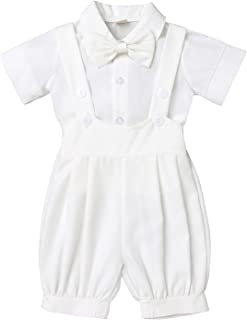 Baby Boys Formal 1st Birthday Dress Gentleman Outfits Wedding Suit Cake Smash Bowtie Baptism Clothes