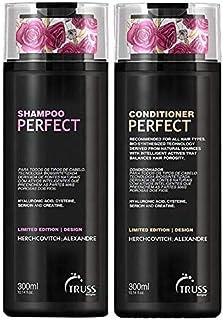 Truss Alexandre Herchcovitch Perfect Shampoo (300ml) E Condicionador (300ml)