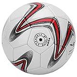 Balón de Fútbol Balón De Fútbol Tamaño 4 Fútbol Cosido A Máquina Fútbol De Interior Y Exterior Entrenamiento De Fútbol Balón De Entrenamiento De Liga Deportiva