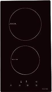 NOXTON Placas de Inducción Negro Cocina eléctrica