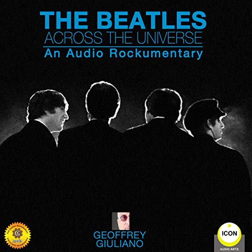The Beatles Across the Universe audiobook cover art