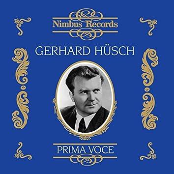 Gerhard Hüsch (Recorded 1928 - 1940)